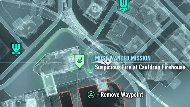 You now need to locate another fire station that has been set on fire by the Firefly - Gotham on Fire | Side missions (Most Wanted) - Side missions (Most Wanted) - Batman: Arkham Knight Game Guide & Walkthrough