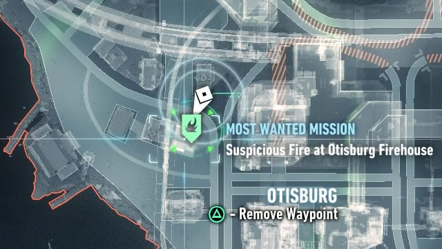 After the Firefly escapes again, locate the last, third, fire station - Gotham on Fire | Side missions (Most Wanted) - Side missions (Most Wanted) - Batman: Arkham Knight Game Guide & Walkthrough