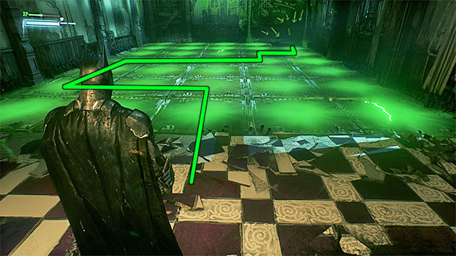 1 - Eighth Riddler trial - Riddles and challenges - Batman: Arkham Knight Game Guide & Walkthrough