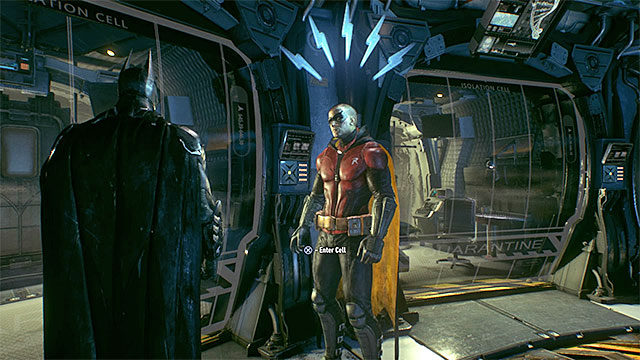 batman arkham knight how to stop the snow