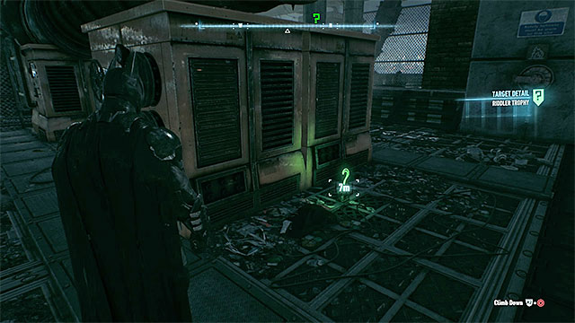 Arkham Knight Subway Map Freeze.Riddler Trophies On Bleake Island 1 18 Collectibles Bleake