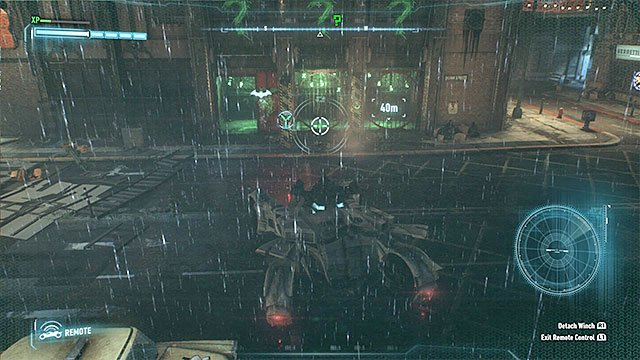 Alternately control Batman and Batmobile - you must clear the path to the trophy - Riddler trophies on Bleake Island (19-36) | Collectibles - Bleake Island - Collectibles - Bleake Island - Batman: Arkham Knight Game Guide & Walkthrough