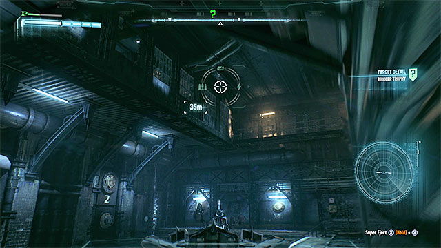 You must search the tunnels under Bleake Island - Riddler trophies on Bleake Island (19-36) | Collectibles - Bleake Island - Collectibles - Bleake Island - Batman: Arkham Knight Game Guide & Walkthrough