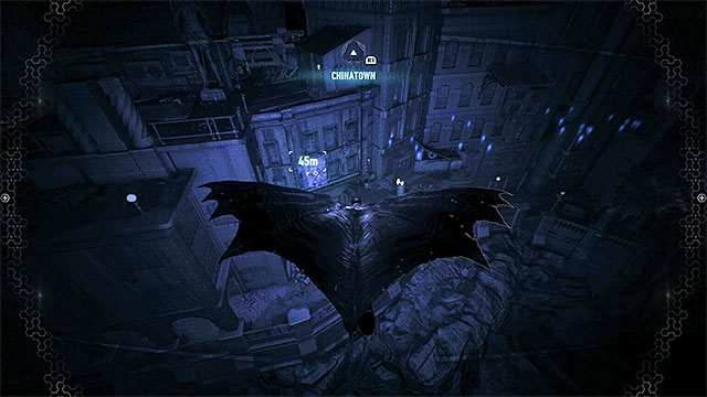 You can use the detective mode to find the weakened wall - Riddler trophies on Bleake Island (19-36) | Collectibles - Bleake Island - Collectibles - Bleake Island - Batman: Arkham Knight Game Guide & Walkthrough