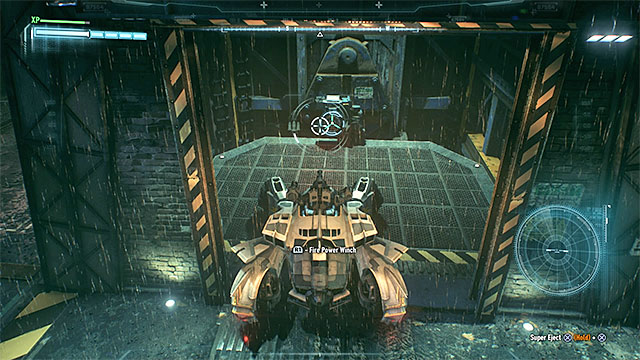 Getting inside metro tunnels isnt as easy as entering the police department or movie studio - How to get to the subway tunnels? | Collectibles - Subway Under Construction - Collectibles - Subway Under Construction - Batman: Arkham Knight Game Guide & Walkthrough