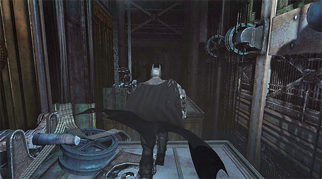 You need to escape quickly from the roof of the first elevator - Gain access to the penthouse - East tower - Main storyline - Batman: Arkham Origins - Game Guide and Walkthrough