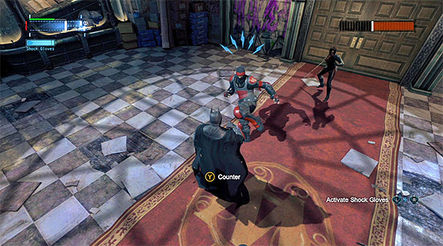 Batman Arkham Origins Walkthrough Pdf Download