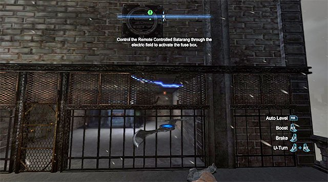 deactivate the jamming signal 2 main storyline batman arkham Batman Fuse Box the tower itself is enclosed within an electric fence deactivate the jamming signal 2 batman fuse box