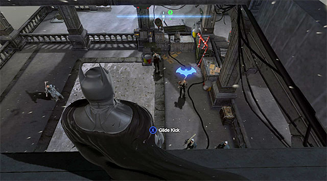 An enemy group - Collect first SIM Card to triangulate Penguins position - Main storyline - Batman: Arkham Origins - Game Guide and Walkthrough