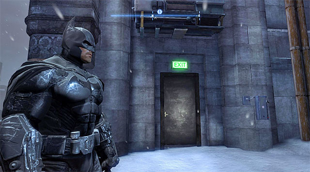 This collectible is in the Lacey Towers, which you visit for the first time while completing the Solve the crime scene inside Lacey Towers main mission - The best hidden datapacks - Extortion File 13 (Coventry) - Enigma Datapacks - Batman: Arkham Origins - Game Guide and Walkthrough