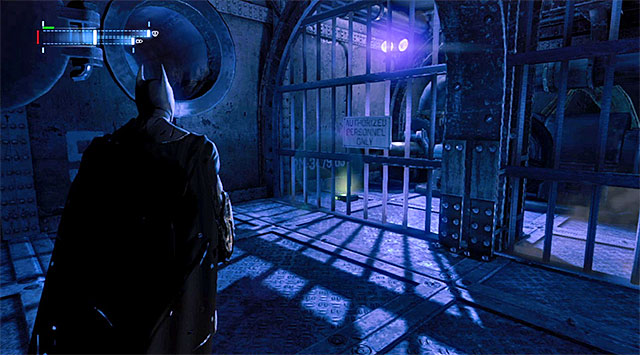 The collectible is in the Southern part of the Boiler Deck and you can reach it by taking the narrow passage with steam leaking, i - The best hidden datapacks - Extortion File 5 (Amusement Mile) - Enigma Datapacks - Batman: Arkham Origins - Game Guide and Walkthrough