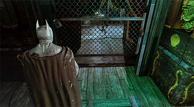 The Datapack is in the South-Eastern part of the Theater and you can collect it without using additional gadgets - The best hidden datapacks - Extortion File 6 (Amusement Mile) - Enigma Datapacks - Batman: Arkham Origins - Game Guide and Walkthrough