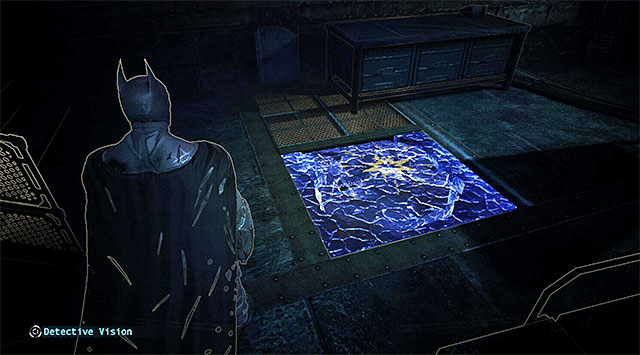 The floor fragment that can be destroyed - The best hidden datapacks - Extortion File 19 (Burnley) - Enigma Datapacks - Batman: Arkham Origins - Game Guide and Walkthrough