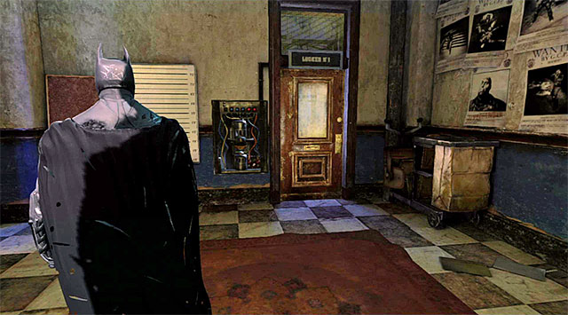 Start in the SWAT - Managers Office which is located in the North-Eastern part of the building - The best hidden datapacks - Extortion File 19 (Burnley) - Enigma Datapacks - Batman: Arkham Origins - Game Guide and Walkthrough