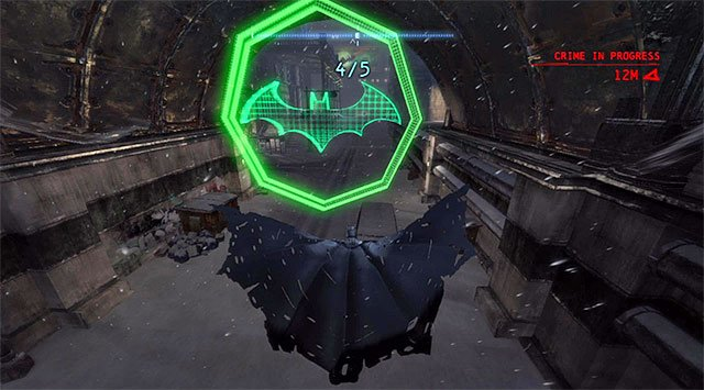 The final part - Dark Knight System - Challenges - Batman: Arkham Origins - Game Guide and Walkthrough