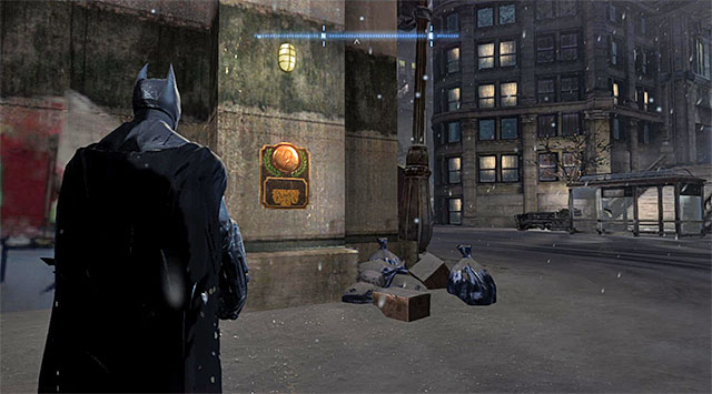 An example plaque - Cyrus Pinkneys Plaques - Batman: Arkham Origins - Game Guide and Walkthrough