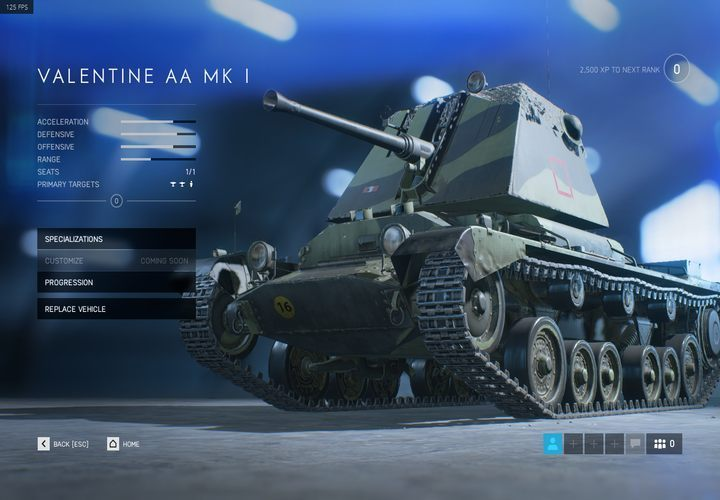 Allies Tanks in Battlefield 5 - Battlefield V Guide | gamepressure com