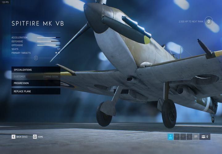 Allies Aircrafts in Battlefield 5 - Battlefield V Guide
