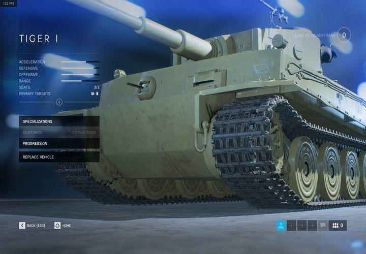 Tanks - Battlefield V Guide | gamepressure com