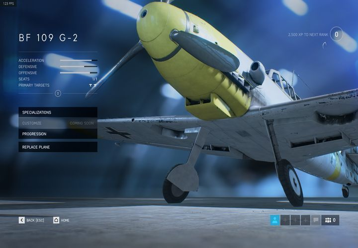 German Aircrafts In Battlefield 5 Battlefield V Guide Gamepressure Com