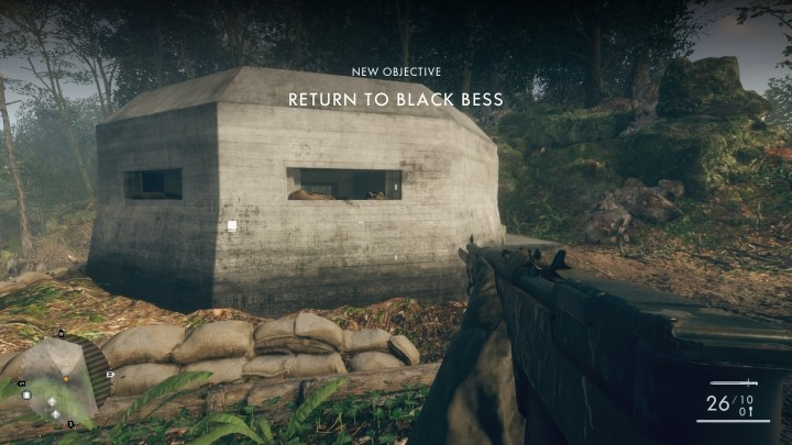Through Mud And Blood Field Manuals Battlefield 1 Game