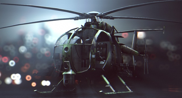 Battlefield 4 Elicottero : Scout helicopter vehicles battlefield game guide