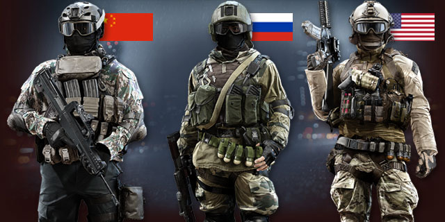 Battlefield Classes Classes in Battlefield 4