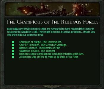 battlefleet gothic armada campaign guide