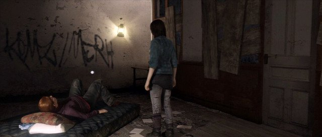 Homeless Walkthrough Beyond Two Souls Game Guide