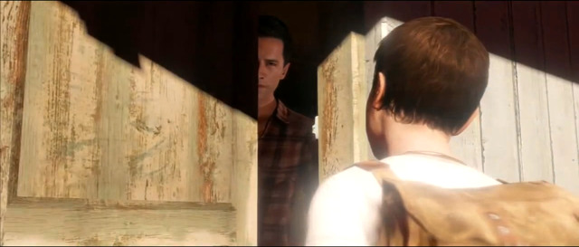 In spite of the initial reluctance, the native Indians will turn out to be very hospitable - Navajo - Walkthrough - Beyond: Two Souls - Game Guide and Walkthrough