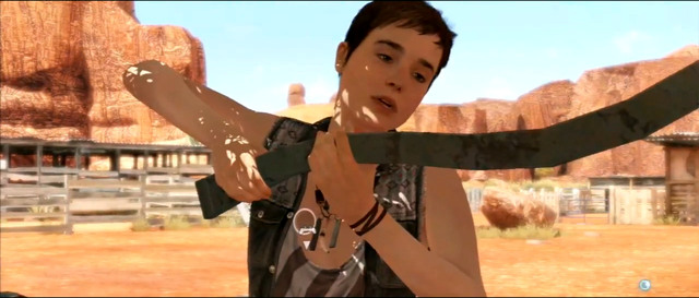 Navajo Walkthrough Beyond Two Souls Game Guide