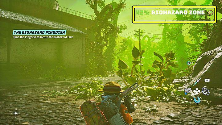 Путешествуя по игровому миру Biomutant, вы можете столкнуться с пятью различными разновидностями зараженных зон - Biomutant: Suits - как их получить?  - Персонаж и оборудование - Руководство по биомутантам