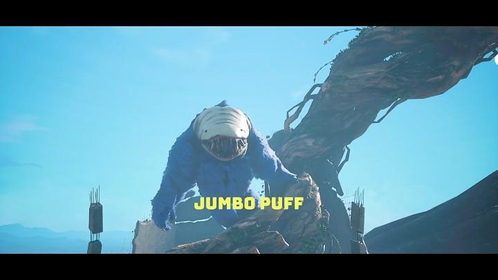 1 - Биомутант: Jumbo Puff - как победить?  - Боссы - Руководство по биомутантам