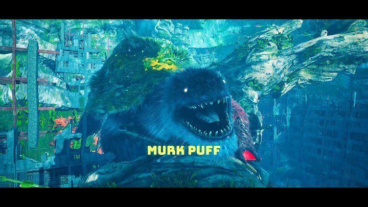 1 - Biomutant: Murk Puff - как победить?  - Боссы - Руководство по биомутантам