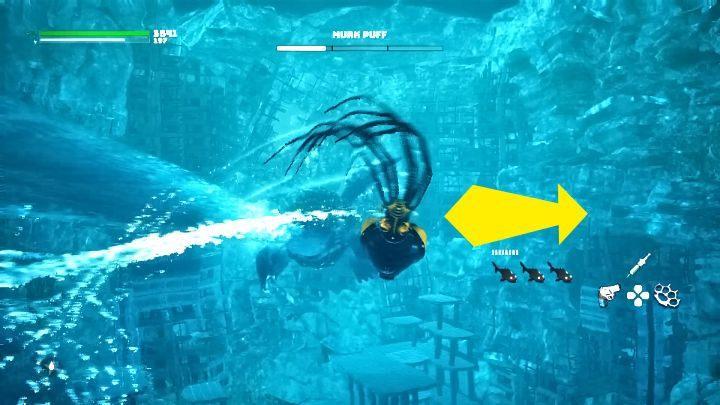 На третьем этапе Murk Puff получит дополнительную атаку - Biomutant: Murk Puff - как победить?  - Боссы - Руководство по биомутантам