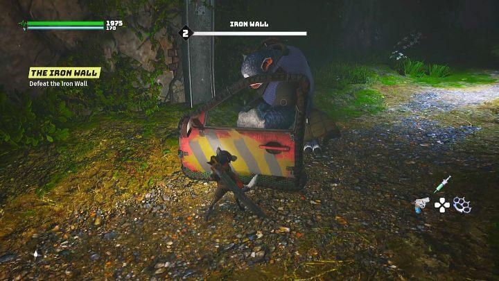 В туннеле вы столкнетесь с новым типом врагов, которые используют щит в битве - Биомутант: Бункер 101 - Руководство по прохождению - Настоящее время - Руководство по биомутантам.