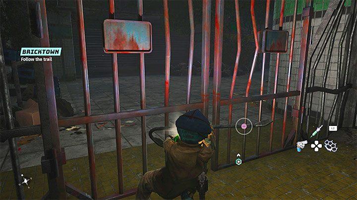 Biomutant: запертые ворота