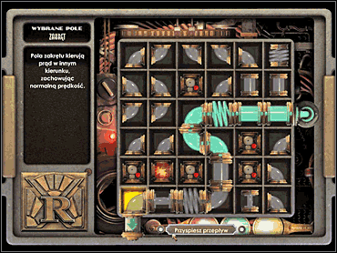 Hacking mini-game screen from Bioshock.