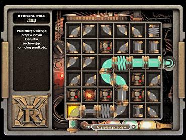 Hacking mini-game screen from Bioshock.