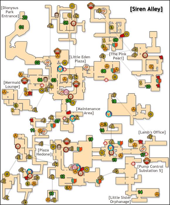 Siren Alley (BioShock 2 Multiplayer) | BioShock Wiki | Fandom ...