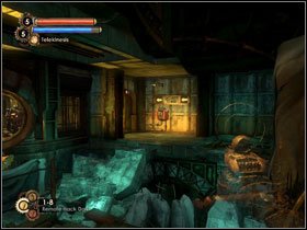 5 - Walkthrough - Inner Persephone - Walkthrough - Bioshock 2 - Game Guide and Walkthrough