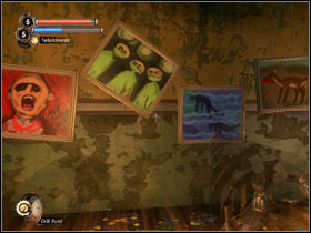 17 - Collect a Diary from the body lying by the window - Walkthrough - Inner Persephone - Walkthrough - Bioshock 2 - Game Guide and Walkthrough