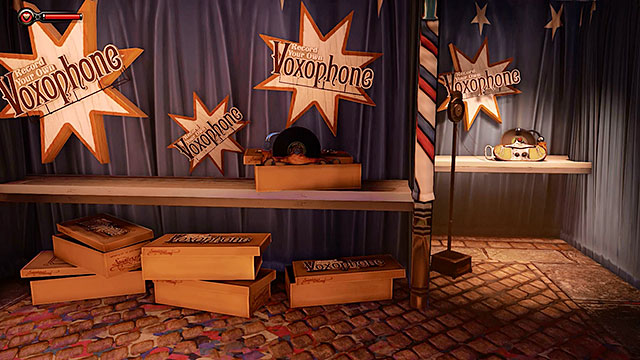 Voxophones are the BioShocks version of audio logs you may know from many other games and their role is to provide story background and to fill the gaps left in the main campaign - Introduction - Voxophones - BioShock: Infinite - Game Guide and Walkthrough