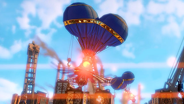 Mosquitos are the flying version of turrets - Common enemies - Enemies - BioShock: Infinite - Game Guide and Walkthrough