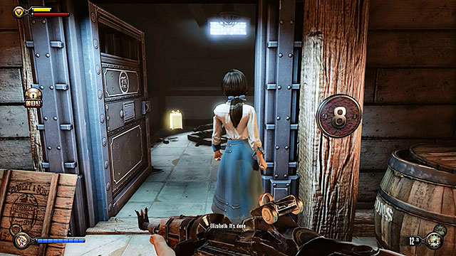 Get to the prison located in the clubs underground area - Safes and locked doors (chapters 8-28) - Lockpicks - BioShock: Infinite - Game Guide and Walkthrough