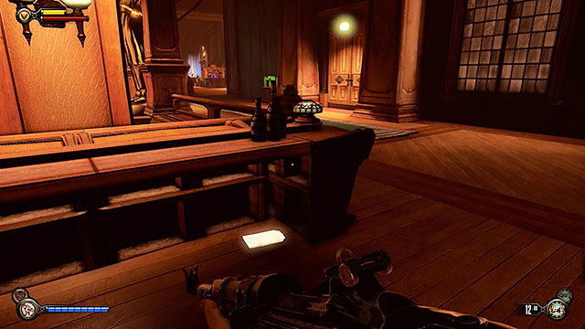 Leave the bar and use the stairs to get to the upper floor - Go to The Good Time Club and rescue Chen Lin - Chapter 18 - The Good Time Club - BioShock: Infinite - Game Guide and Walkthrough