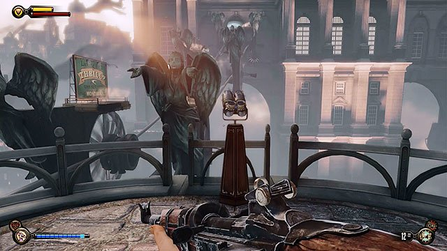 Go To Comstock House Chapter 28 Emporia Bioshock
