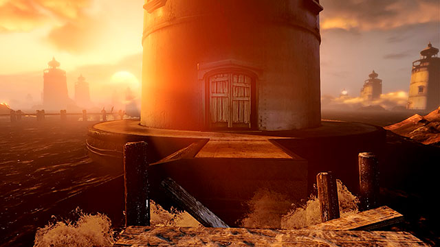 This chapter serves as an epilogue - Epilogue - Chapter 40 - Sea of Doors - BioShock: Infinite - Game Guide and Walkthrough