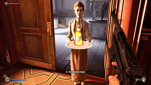 Once youve entered the main area youll encounter the Lutece siblings again - Go to the Monument Island and find the girl (part 1) - Chapter 4 - Comstock Center Rooftops - BioShock: Infinite - Game Guide and Walkthrough