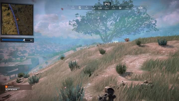 The shrinking play area (zone) in Black Ops 4 Blackout Mode